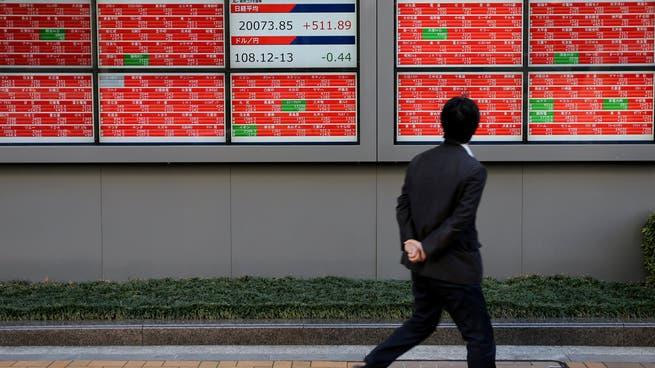 مخاوف تعثر إيفر غراند تهبط بأسهم اليابان 2.17%