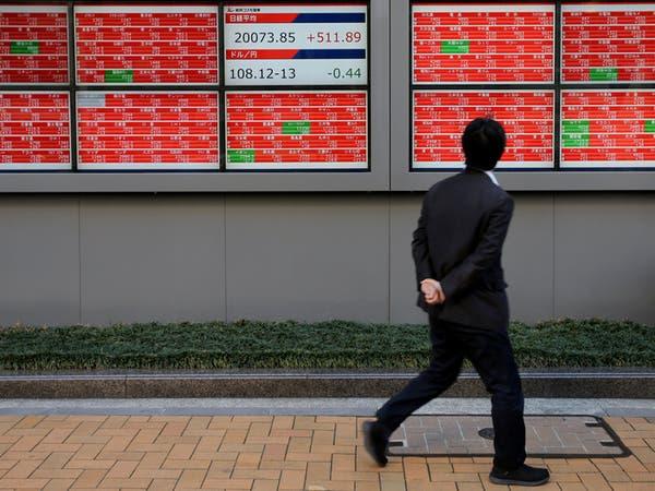 عزوف عن  المخاطرة يسيطر على بورصة طوكيو