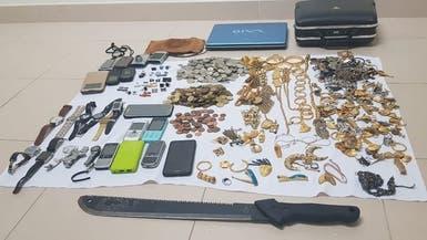 السعودية.. هذه تفاصيل الإطاحة بعصابة سرقات في جدة