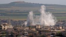 شام کے شمال مغرب میں جھڑپوں کے دوران 59 افراد ہلاک