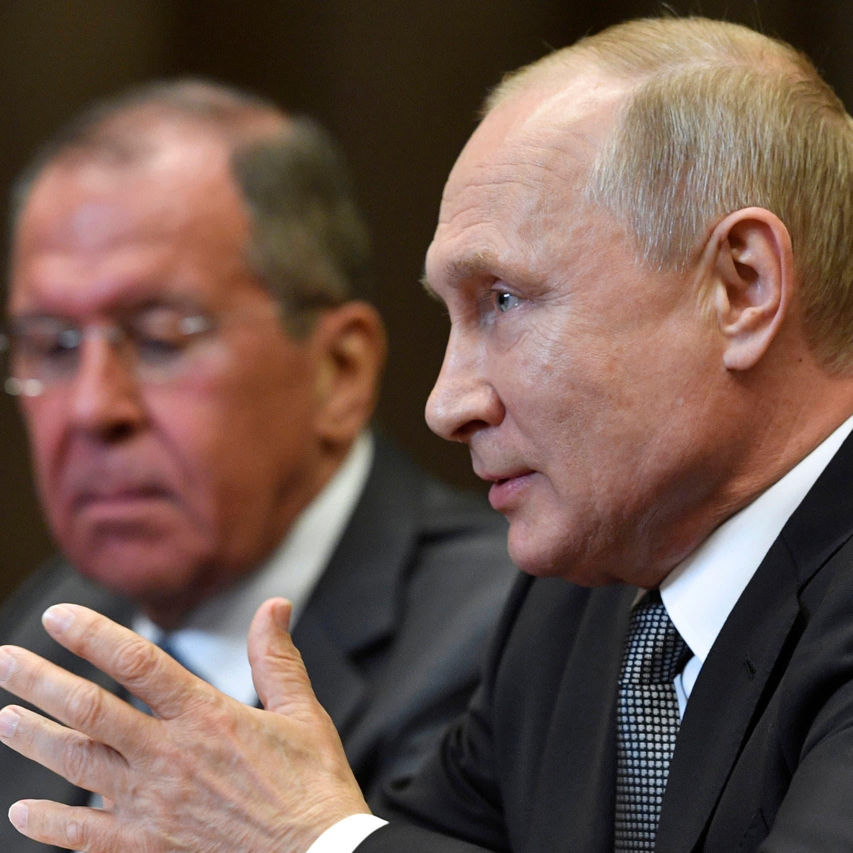 بوتين: من الأحرى ألا تنسحب إيران من الاتفاق النووي
