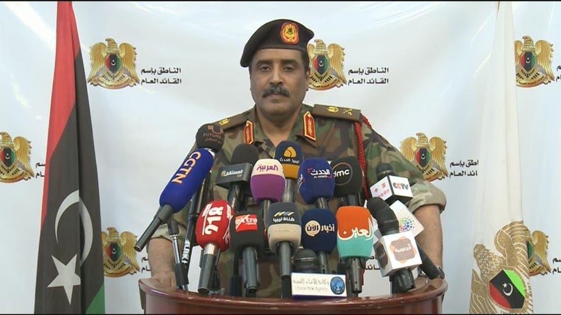المسماري: قطر وتركيا والإخوان خطر على الأمن والسلم