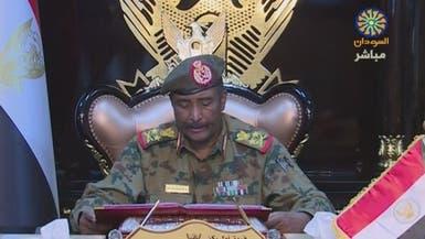 السودان.. البرهان يدعو قوى التغيير لاستئناف التفاوض