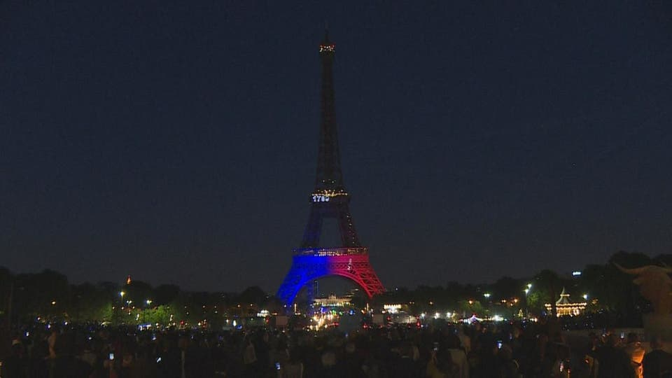 انكماش اقتصاد فرنسا أقل من المتوقع عند 1.3%