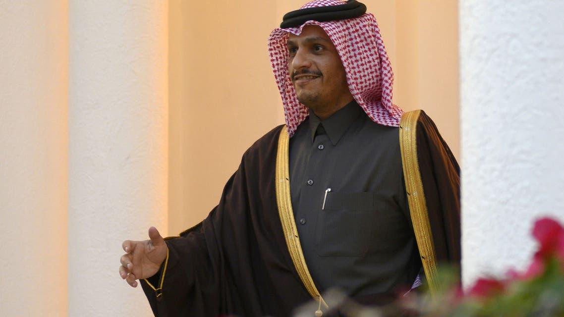 محمد بن عبدالرحمن آل ثاني وزير خارجية قطر