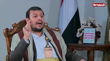 Abdul-Malik al-Houthi: Military escalation will extend to depths of enemy states