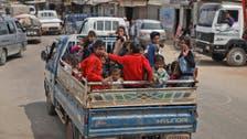 Russia says civilians can flee Syria's Idlib via three new checkpoints