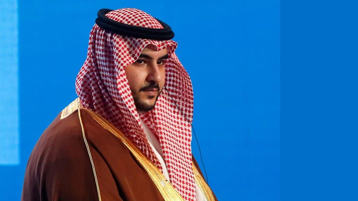 Khalid bin Salman. (Reuters)
