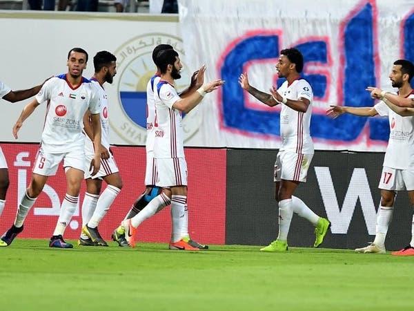 الشارقة بطلاً للدوري الإماراتي لأول مرة منذ 23 عاماً