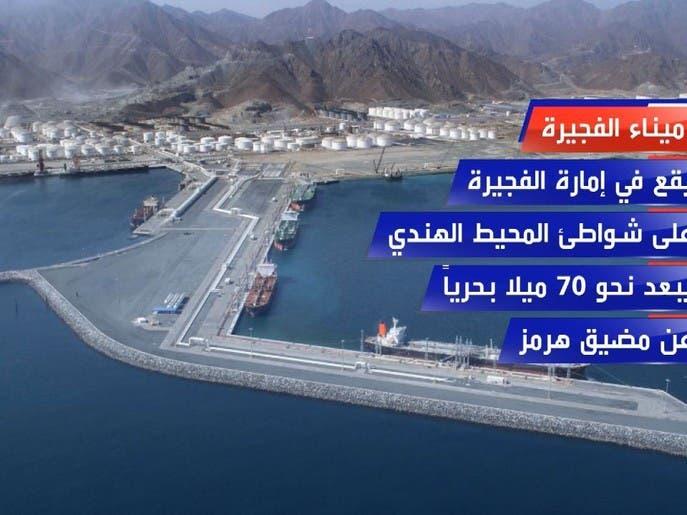ما هو ميناء الفجيرة؟
