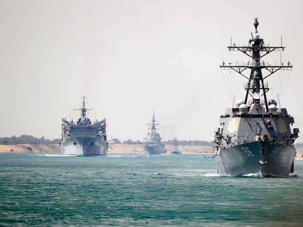 """إيران تهدد سفن أميركا بالخليج.. """"صواريخنا تطالها"""""""