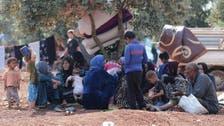 UN says around 350,000 people have fled Idlib since Dec. 1