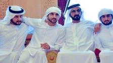 دبئی کے حاکم شیخ محمد کے 3 بیٹے رشتہ ازدواج میں منسلک