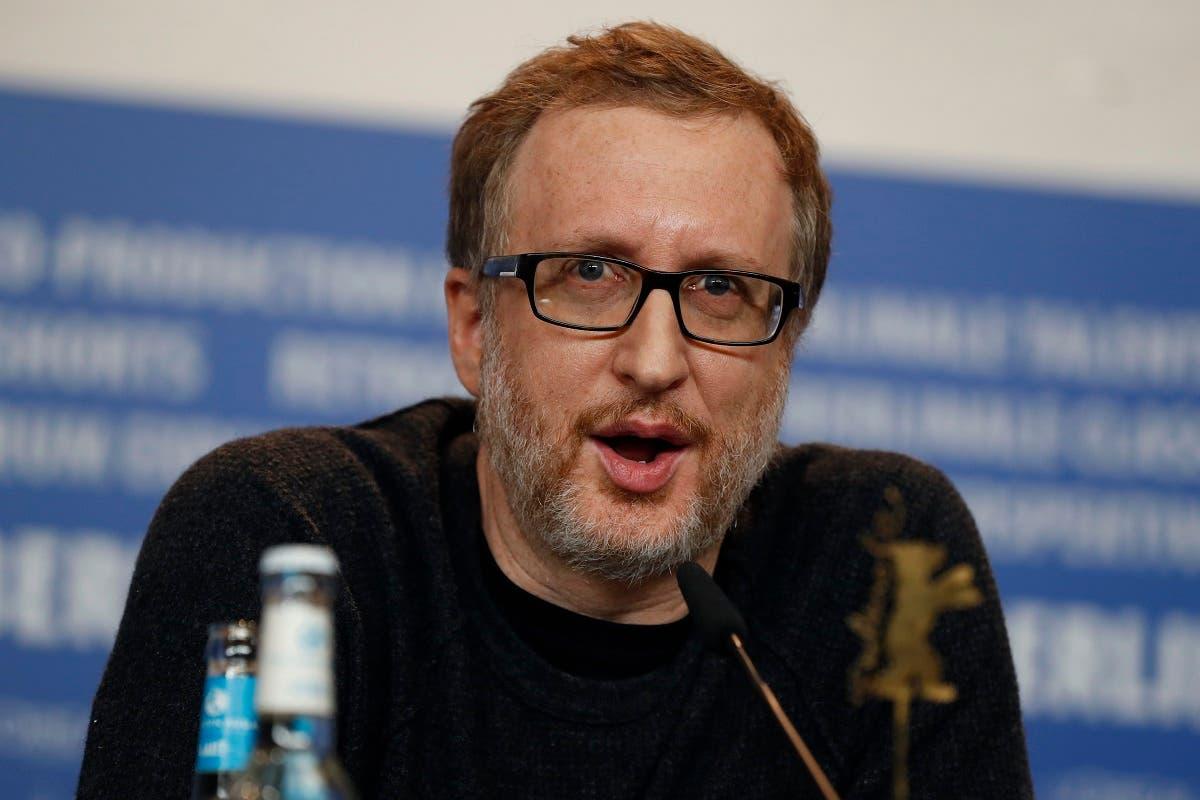 US director James Gray. (AFP)