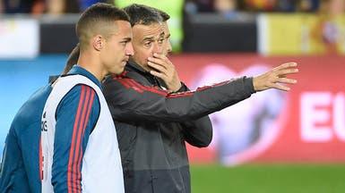 مورينو: مستعد للتخلي عن تدريب إسبانيا إذا أراد إنريكي العودة