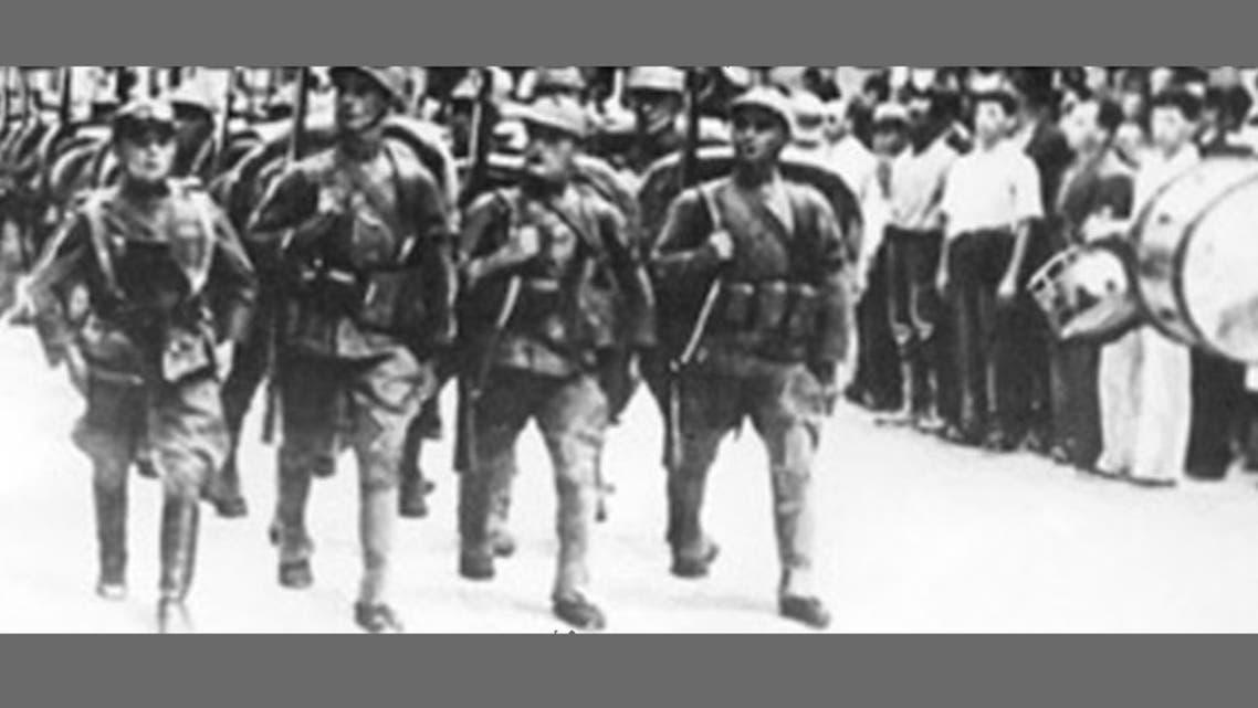 الجيش التركي في لواء اسكندرون عام 1939 (موقع التاريخ السوري)