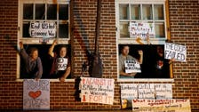 Protesters at Venezuela's US embassy to face criminal charges
