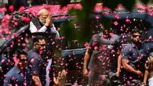 Modi meditates as India mega polls near end