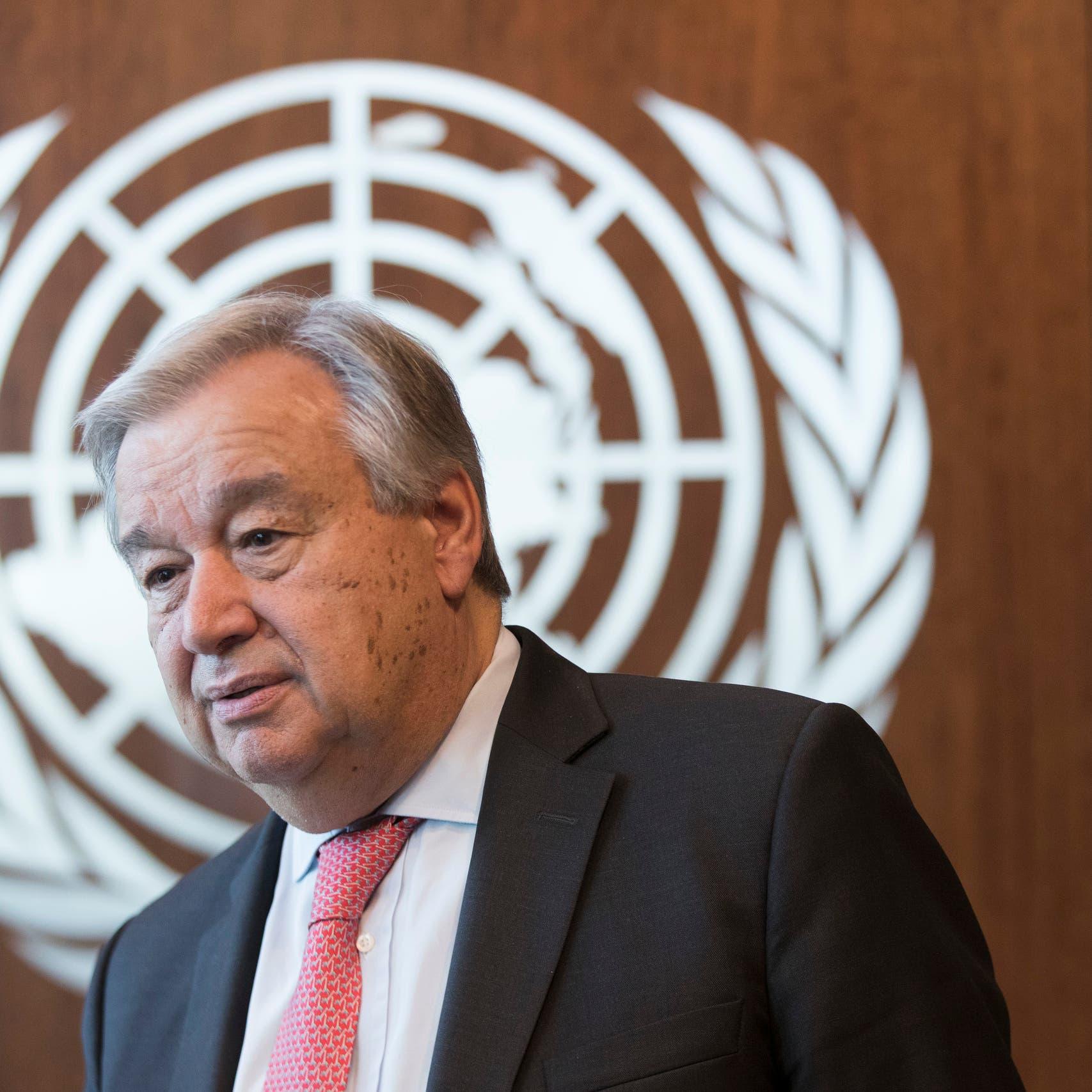 الأمم المتحدة: إعلان نتنياهو انتهاك للقانون الدولي
