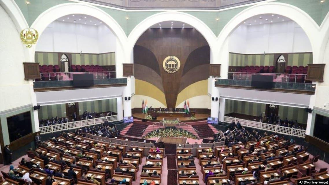 دومین دور انتخابات ریاست پارلمان افغانستان بازهم بی نتیجه پایان یافت