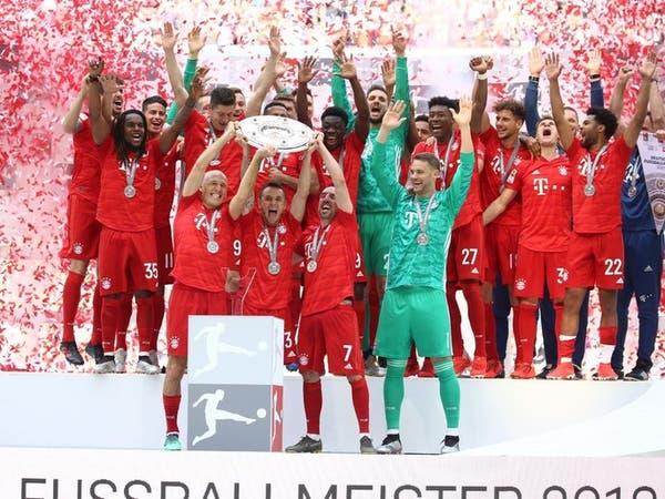 بايرن ميونخ يحقق أرباحاً قياسية خلال الموسم الماضي