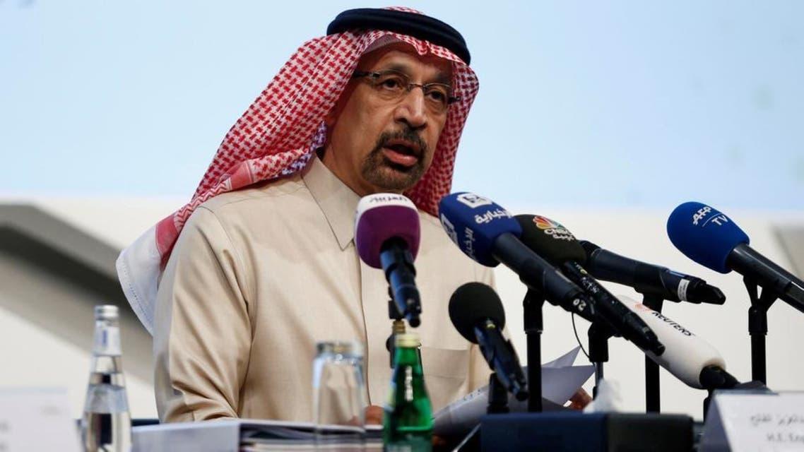 خالد الفالح: تصمیمهای درستی را برای ایجاد تعادل در بازار نفت اتخاذ خواهیم کرد