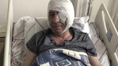 تورط أنصار أردوغان في هجوم على صحافي بالهراوات