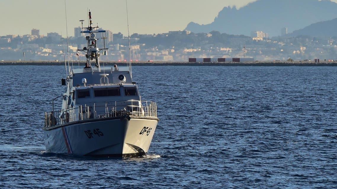 France Coast Guard - AFP