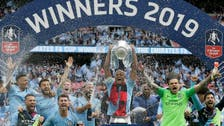 Man City crush Watford 6-0 to complete treble in style