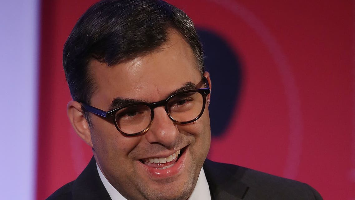WASHINGTON, DC - APRIL 06: House Freedom Caucus member, Rep. Justin Amash (R-MI), speaks during a Politico Playbook Breakfast interview, at the W Hotel, on April 6, 2017 in Washington, DC. Mark Wilson/Getty Images/AFP
