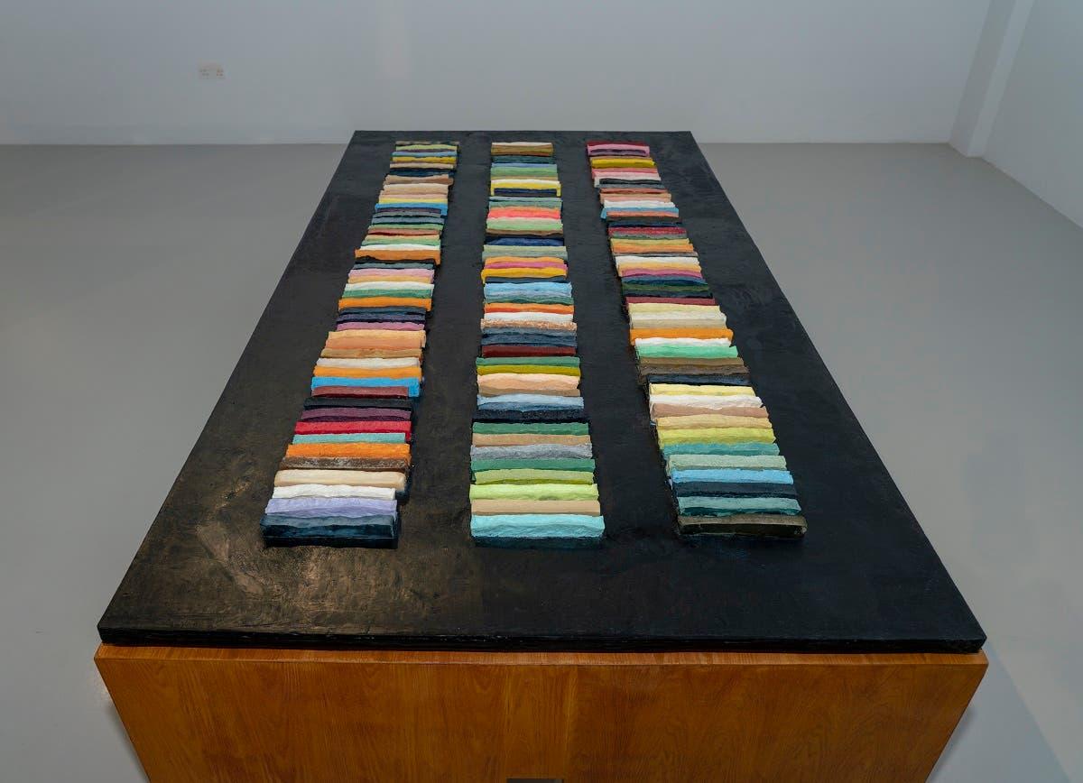 'Spectrum 1' by Tor Seidel.