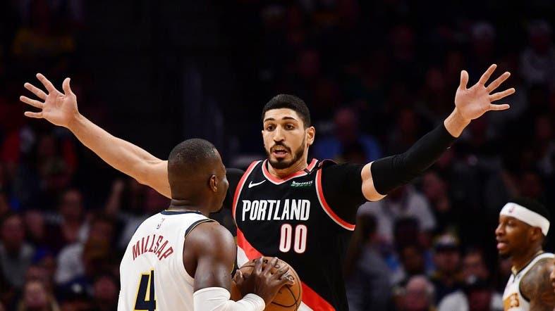 NBA showdown starring a Turk will not be on Turkish TV - Al Arabiya
