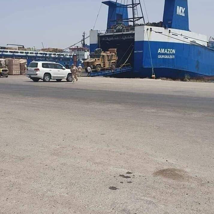 """الاتحاد الأوروبي يطلق مهمة """"إيريني"""" لمراقبة حظر الأسلحة على ليبيا"""