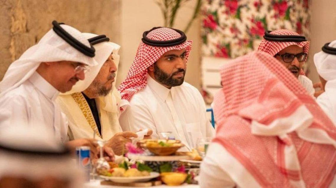 KSA: aftar dinner