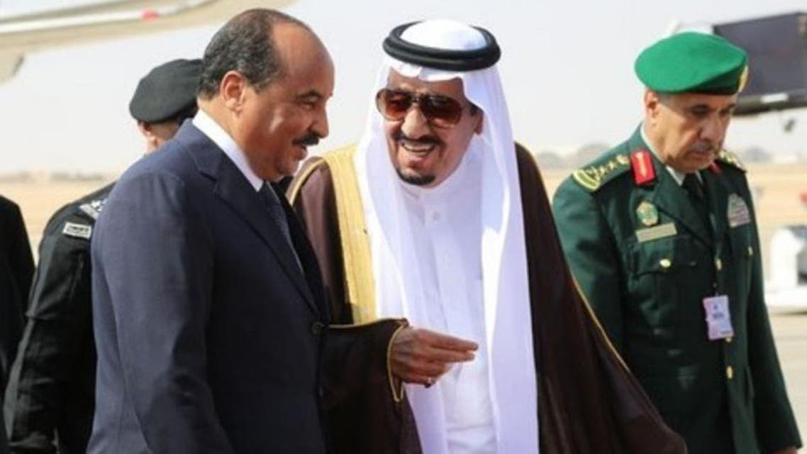 Moritania and KSA