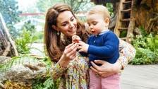 """بالصور.. دوقة كمبردج وعائلتها في حديقة """"العودة للطبيعة"""""""
