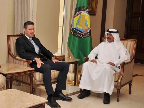 وفد أميركي في الرياض يدين أعمال إيران الإرهابية