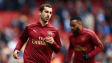 Arsenal boss Emery respects Mkhitaryan's decision to miss Europa final