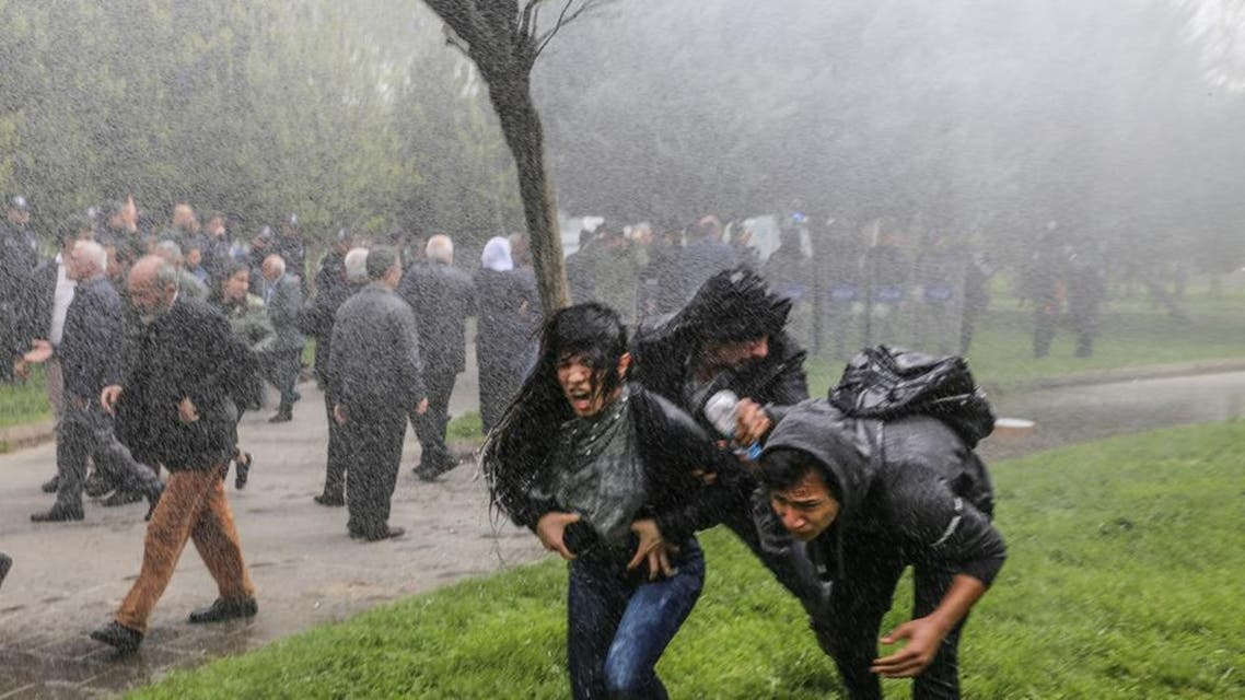Turkey: election