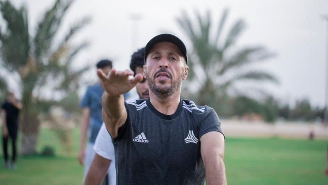 KSA: exercise in Park