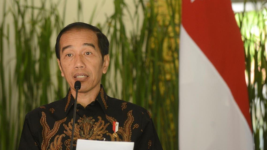 Indonesia's Joko Widodo AFP