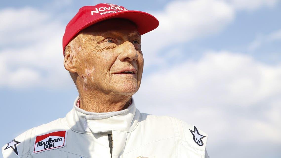 Niki Lauda AFP