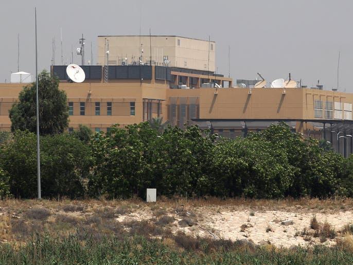 العراق..دفاعات سفارة أميركا تسقط صواريخ استهدفت محيطها