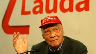 """نيكي لاودا بطل """"فورمولا 1"""" بالعالم توفي ليلاً وهو نائم"""
