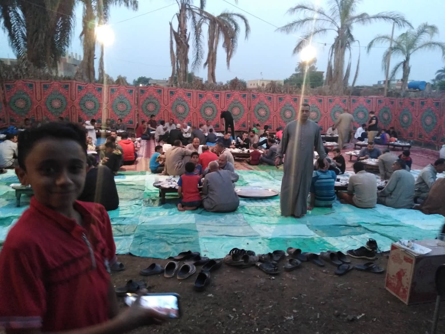 Egypt: Qubti Brothers in Aftar party