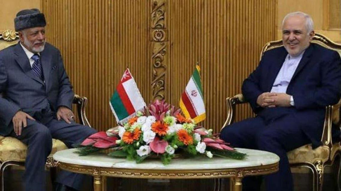 Iran and Oman