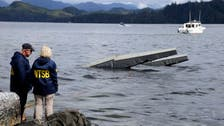 Two killed in latest Alaska floatplane crash
