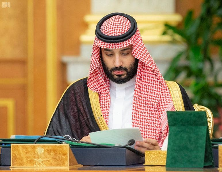 شاهزاده محمد بن سلمان ولیعهد سعودی