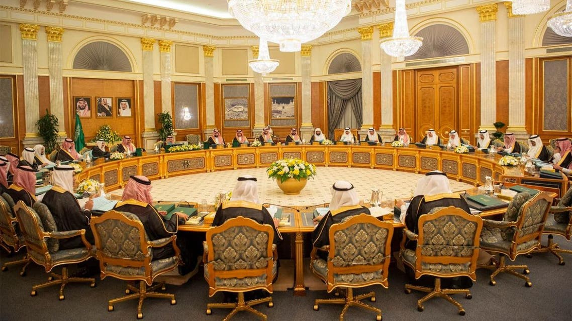 Saudi cabinet calls on international community to stand firm against Iran regime