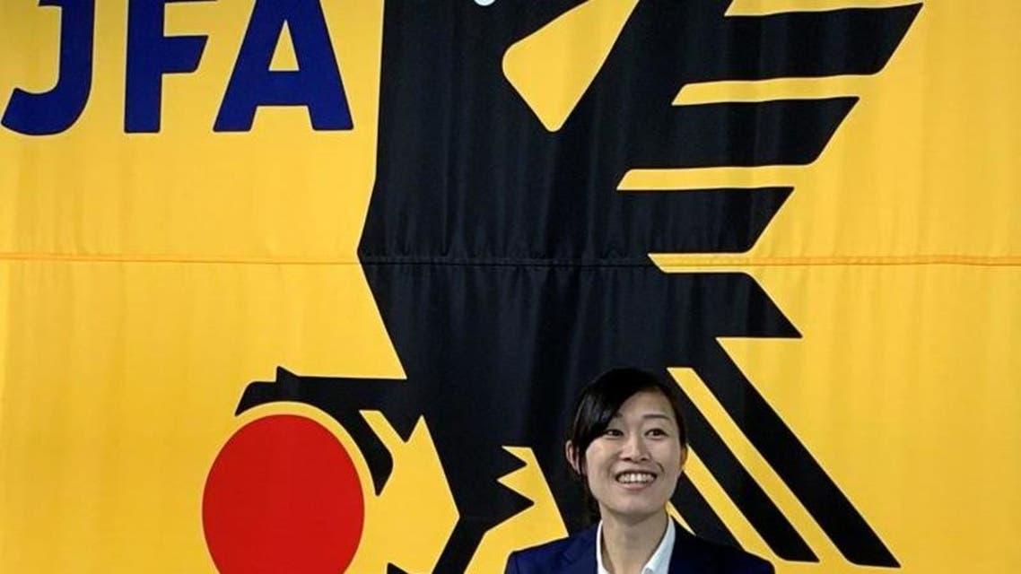 حضور نخستین داور زن در مسابقات فوتبال آسيایی مردان